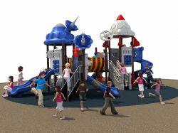 실외 놀이 공간 Ship Series 어린이 놀이터 장비(SP-06201)