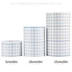 Хирургических Non-Woven крепежные клейкой ленты одевания 10cmx10m OEM-Size Китая производителя