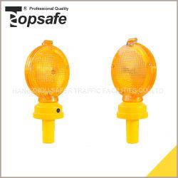 Indicatore luminoso d'avvertimento di traffico del blocchetto di strada del LED