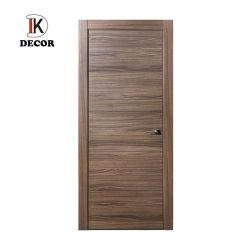 Moderno design em madeira MDF Fabricação Piscina Interior Quartos laminado de Portas Porta Interior para casa