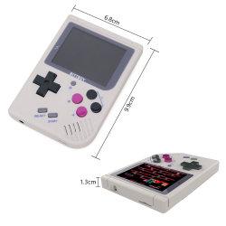 ビデオゲームコンソール新しい Bittboy-Version3.5-Retro ゲーム ハンドヘルドゲームコンソールプレーヤーの進行状況 microSD カードの保存 / ロード外部