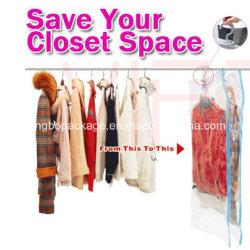 70*105cm Hook Closet Coat Storage Bag Saving Closet Space (NBSC-HB105)