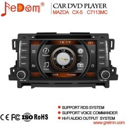La pantalla táctil coche reproductor de DVD para Mazda CX-5
