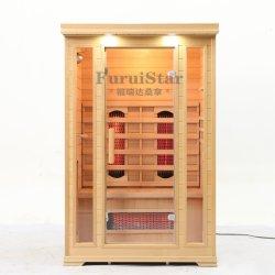 2 Personen Home Infrarood Sauna cabine met de beste prijs