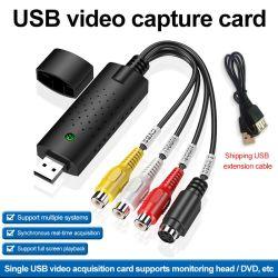 1CH USB карта видеозахвата