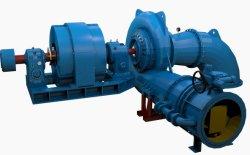 Mini-Power Planr/ Hydro Turbogerador/ Gerador de turbina/Água/Governador/Válvula