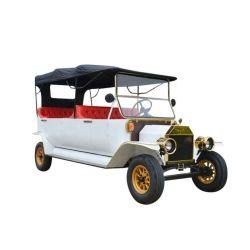 Automobile classica dell'annata elettrica di alta qualità per 8 passeggeri