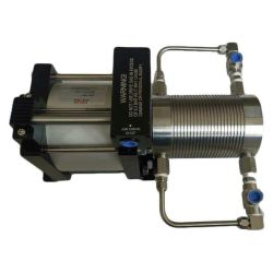 Modelo Usun: Zb04-SS final em aço inoxidável circular ar Bomba de gás liquefeito ou bomba de Recuperação do fluido criogénico
