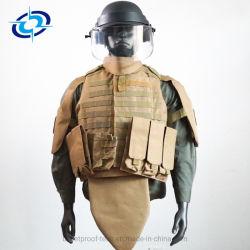 Proteção completa Nij Iiia Táctica militar Protecção Bulletproof Vest/ Evitar. 44 Magnum (SJHP) Bullets