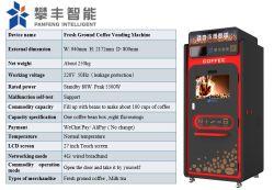 Интеллектуальная свежемолотый кофе эспрессо капучино кофе автомат с киоск купол для приготовления чая и машины