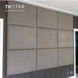 Th-Star 100% полиэфирных волокон огнестойкие ткани одежды Акустические панели