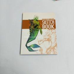 Gute Qualitätsbuch-Druckservice, Papiereinbande, SKIZZE-Bücher, Freizeit- und Unterhaltungsbücher