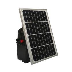 IP68 imprägniern Solar-Angeschaltene elektrische Zaun-Aufladeeinheit