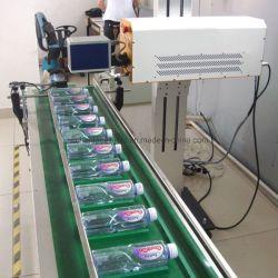 De vliegende Laser die van Co2 Machine voor de Fles van het Plastiek Cosmetcis/van het Glas merken