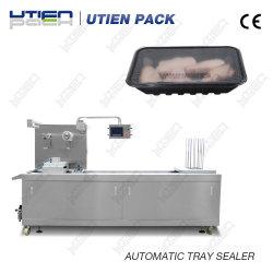 Emballage Alimentaire Thermoformage automatique machine de conditionnement le bac d'étanchéité