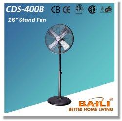 """16"""" качающейся металлические подставки электрического вентилятора с хромированными воздухозабора"""