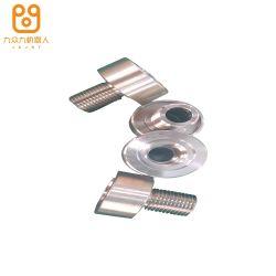 習慣によって堅くされる炭素鋼のブッシュの物質的なステンレス鋼は部品にスリーブを付ける