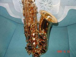 De Saxofoon van de alt