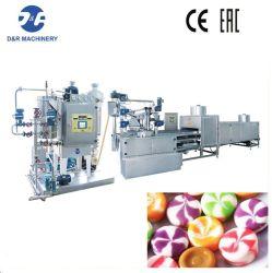 El depósito de la máquina completa línea de caramelo duro que hace la máquina