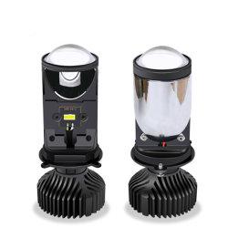 Contrôle de la musique Bluetooth de l'APP Hb3 Hb4 Une ampoule de phare de voiture de feux de brouillard feu de brouillard Multi-Color voiture ampoule de projecteur LED H11 9005 9006 Ampoule de LED RVB H4 H7 Carlitek LED