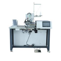 Tende di alta qualità che pieghettano rendendo a macchina piegante della macchina macchina per cucire automatica