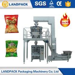 Dispositivo per l'impaccettamento dell'arachide automatica del sacchetto con la macchina per cucire del sacchetto