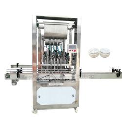 منظف يدوي منظف قنينة رضاعة سائلة مطهرة للكحول بنسبة 75% آلة وضع الملصقات على غطاء برغي الرش
