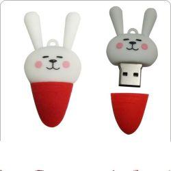 Karton USB-grelle Scheiben-Kaninchen-Art (UN018)