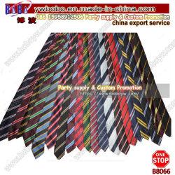 Retenção escolar Alimentação Escolar Kid's Bowtie Laços elásticos de retenção do logotipo grossista de fábrica gravata (B8066)