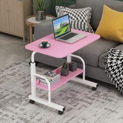 컴퓨터 데스크 현대적이고 심플한 소형 데스크 홈 휴대용 침대 테이블 대여 기숙사 침대 테이블 학생 라지 데스크