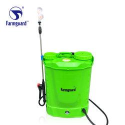 بطارية كهربائية زراعية سعة 16 لتر 20 لتر ومبيدات آفات مغذية حقيبة ظهر حقيبة ظهر مزرع شجرة المرشة في حديقة ضغوط اليد