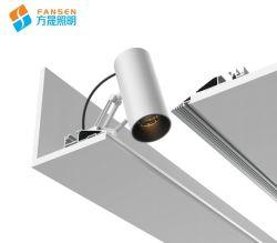 ضوء LED تجاري عالي الطرف مُثبَّت على جانب السطوع الفائق لمدة 3 سنوات مع ضمان تحت الأضواء