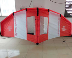 Yd Sports Kiteboard Tragflügelboot-Surfer-Handsurfenden Flügel