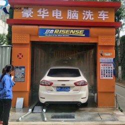 9 balais tunnel machine à laver la voiture de mousse