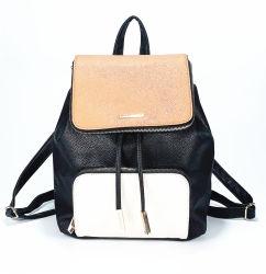 Più nuova signora di cuoio Bag dello zaino dello stilista dell'unità di elaborazione per viaggiare
