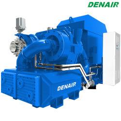 50-1500 m3/min pesados industriais dever Multi-Stage AC Power óleo de um acesso de alta velocidade de centrifugação do Turbo Compressor de Ar