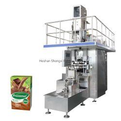 500 мл асептической картонной упаковке из кирпича и упаковки машина унт молоко сок механизма наливной горловины топливного бака