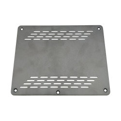 Feuille de Métal personnalisée de la fabrication des Services de découpe laser en aluminium