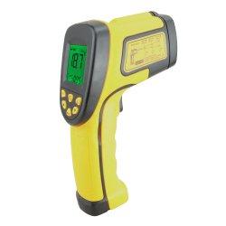 Termómetro por infrarrojos de temperatura electrónico de medición de la Pistola láser Metro