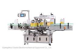 Automatische Aufkleber-Maschinen-Etikettiermaschine doppelte seitliche Etikettiermaschine
