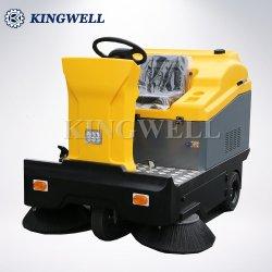 Квт Kingwell-1400 наилучшее качество промышленных пола щетка для чистки на заводе