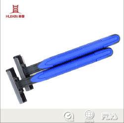 Lames de rasoir Double pour l'homme Hôtel Utilisation Type de plastique avec SGS de l'approbation