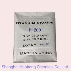 Dioxyde F-200 van het Titanium van de Rang van het voedsel Pigment