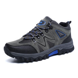 China Custom cuero moda zapatos botas hombres Zapatos