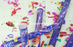 Blauwe Biologisch afbreekbare Confettien en Popcornpan voor Partijen