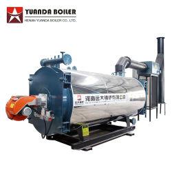 Deltatherm calentadores de fluido térmico de madera contrachapada de la industria del aceite lubricante de asfalto