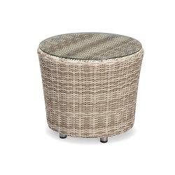 Mejor Calidad Rattan Muebles de Exterior Mesa Redonda