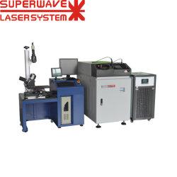 Hot vendre fibre machine à souder avec l'eau de refroidissement automatique