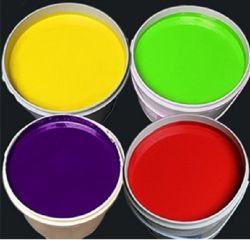 판지 상자에 인쇄하는 Flexo를 위한 물 기본적인 잉크