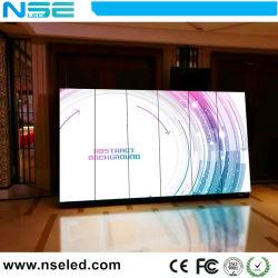 Commande à distance P3 écran LED de l'intérieur de la publicité pour des événements